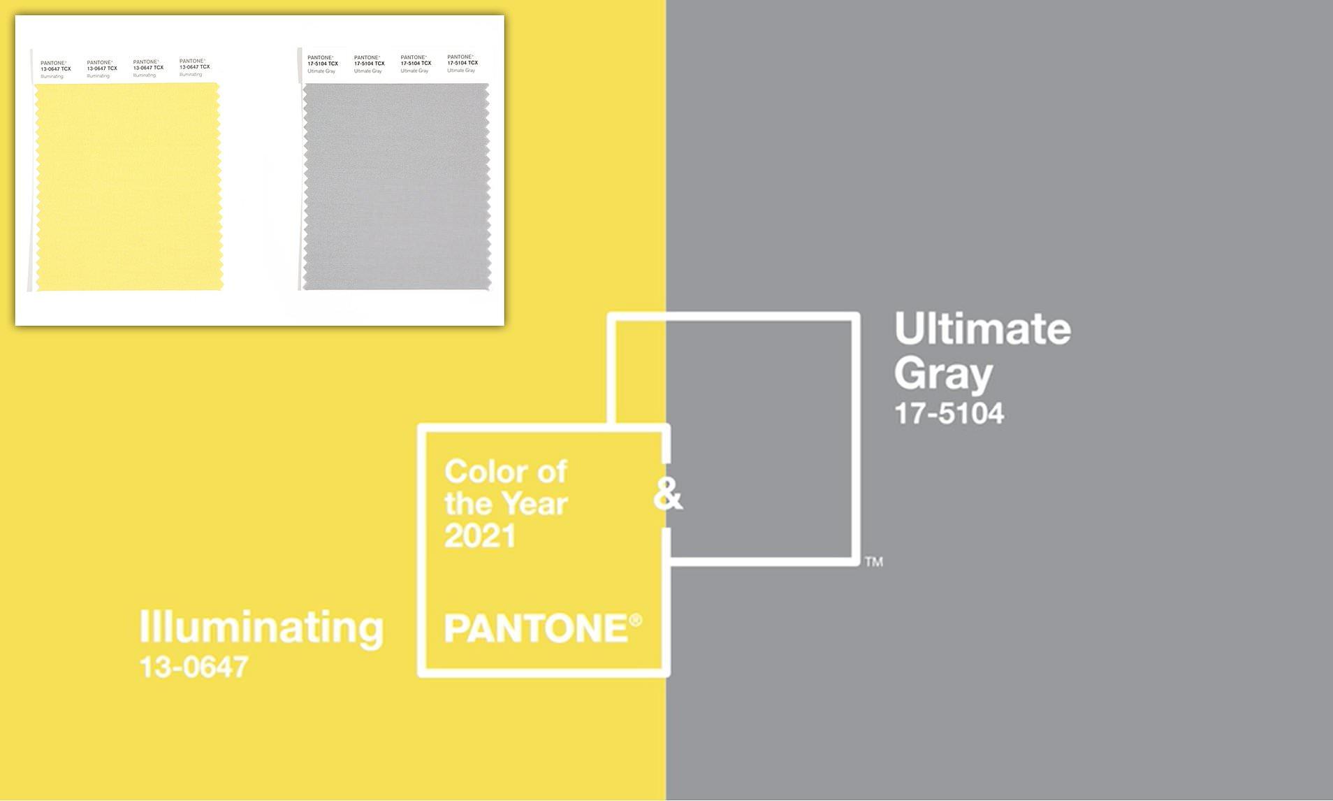 Kleur van het jaar 2021