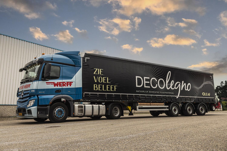 Nieuwe DecoLegno Trailer